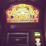 Viime viikon onnen automaatti oli #364, josta voitettiin viikon suurin jackpot 9575,50 € #casinohelsinki #viikonjackpot #kasinopelit  #cleopatraII
