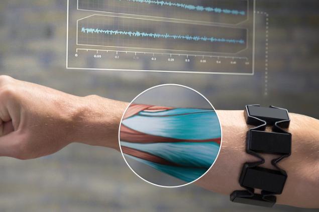 Контролер жестами Myo Armband: характеристики, огляд та застосування...