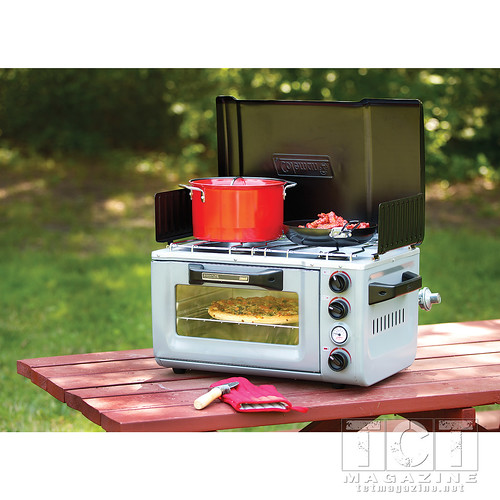Coleman Portable Stove Oven Combo 2