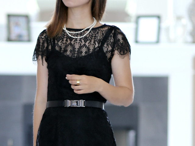 Mink Pink Lace Dress 2