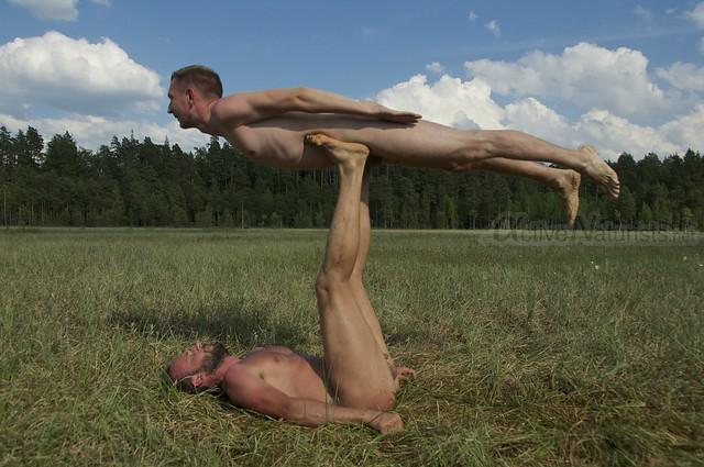 naturist acro-yoga 0001 Sima, Moscow oblast, Russia
