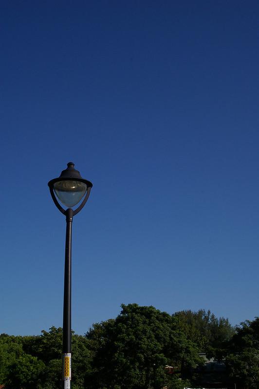 天氣太好 想拍藍天