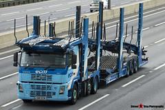 Volvo FM 400 6x2 Car Transporter - S88 ECM - ECM - M1 J10 Luton - Steven Gray - IMG_5903