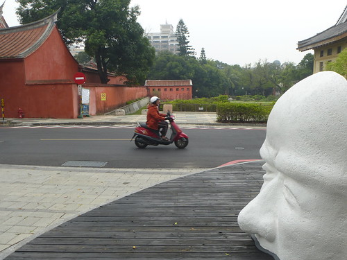 Taiwan-Tainan-Temple Confucius-Culture (5)