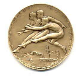 The Joy of Effort medal