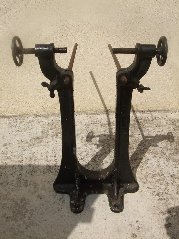 Vintage Wheel Building Jig A What S This Worth One Off