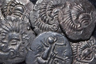Coins from Jersey hoard
