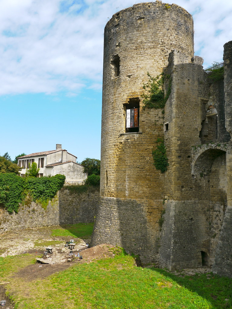 Foso del castillo