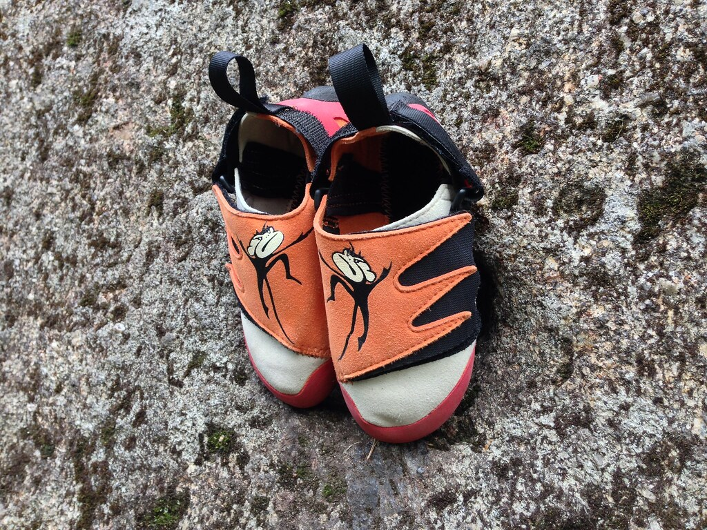 Climb X Monkey Kids climbing shoe