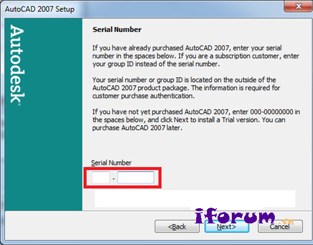 autocad 2008 serial number and activation code free download