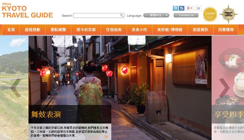 京都旅遊指南