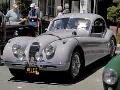 automobile, jaguar xk120, vehicle, automotive design, antique car, classic car, vintage car, land vehicle, luxury vehicle,