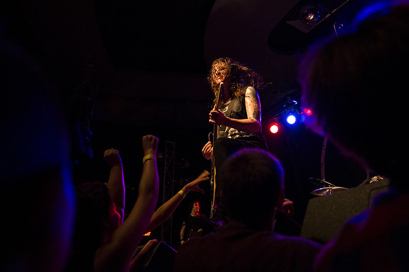 Against Me! at The Bourbon | 08.07.14