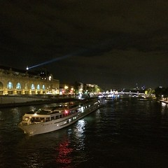 C'est magnifique La Seine