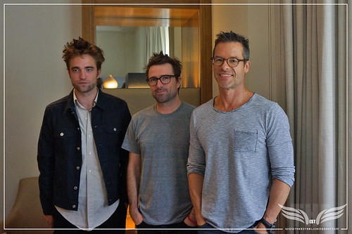 The Establishing Shot: DAVID MICHÔD, GUY PEARCE & ROBERT PATTINSON TALK THE ROVER IN LONDON (2)