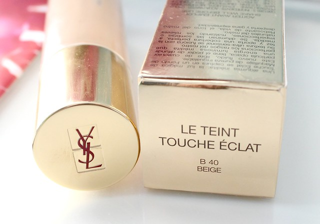 YSL Le Teint Touche Eclat Foundation Review 2