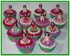 Minicake pot bunga