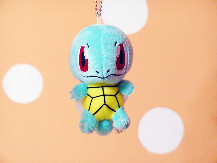 squirtle soft toy japan 4