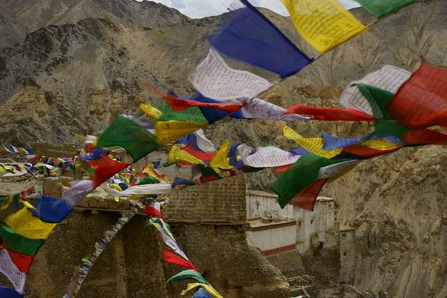 Lamayuru Gompa. Ladakh, 08 Aug 2014. 387
