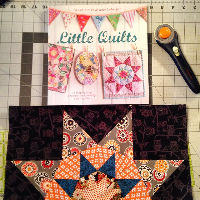 Little Quilt Book
