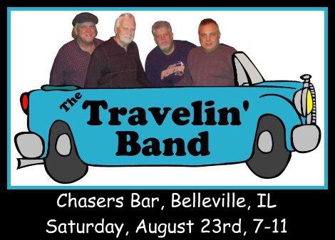 Travelin' Band 8-23-14