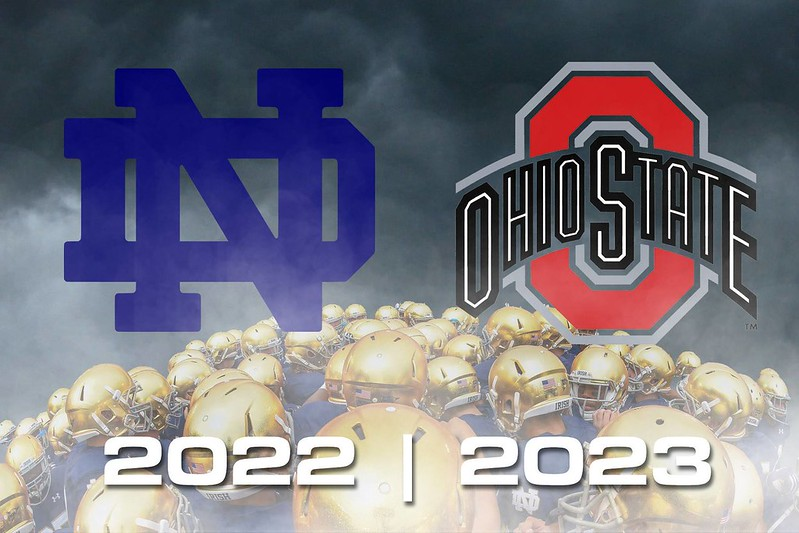 Ohio State Academic Calendar 2022 2023.Notre Dame Adds Ohio State To 2022 And 2023 Football Schedule South Bend Voice