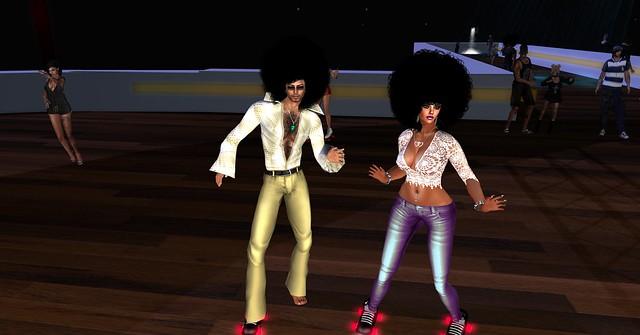 Rez Skate Party