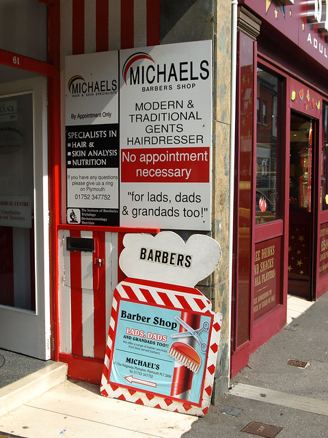 Barber Shop Signs Flickr Photo Sharing
