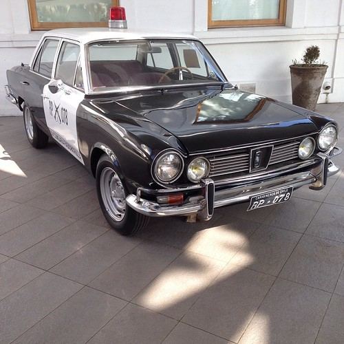 IKA Torino S (1973), Carabineros de Chile