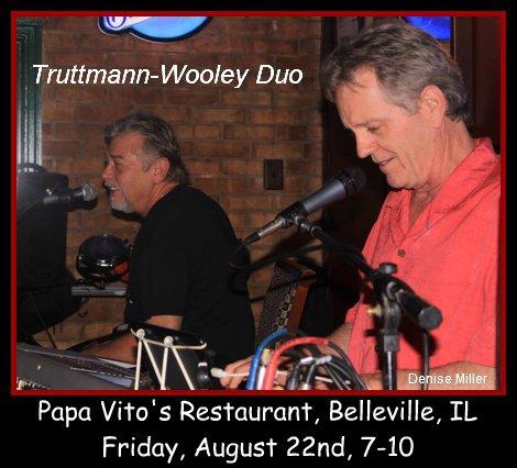 Truttmann-Wooley Duo 8-22-14