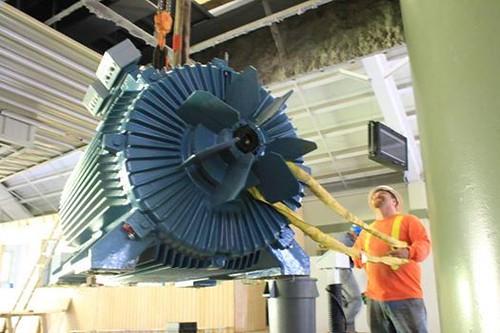 Stowe gondola turbine