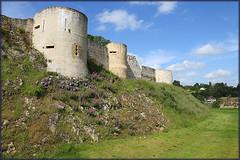 Falaise castle (France), birthplace William the Conqueror__4833