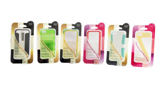 絕美精緻!WaKase 設計款 iPhone 5/5S 手機殼開箱分享 (6 款) @3C 達人廖阿輝