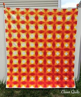 Sunset Pineapple_full front