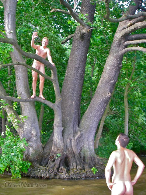 naturist 0000 Mueggelsee, Berlin, Germany