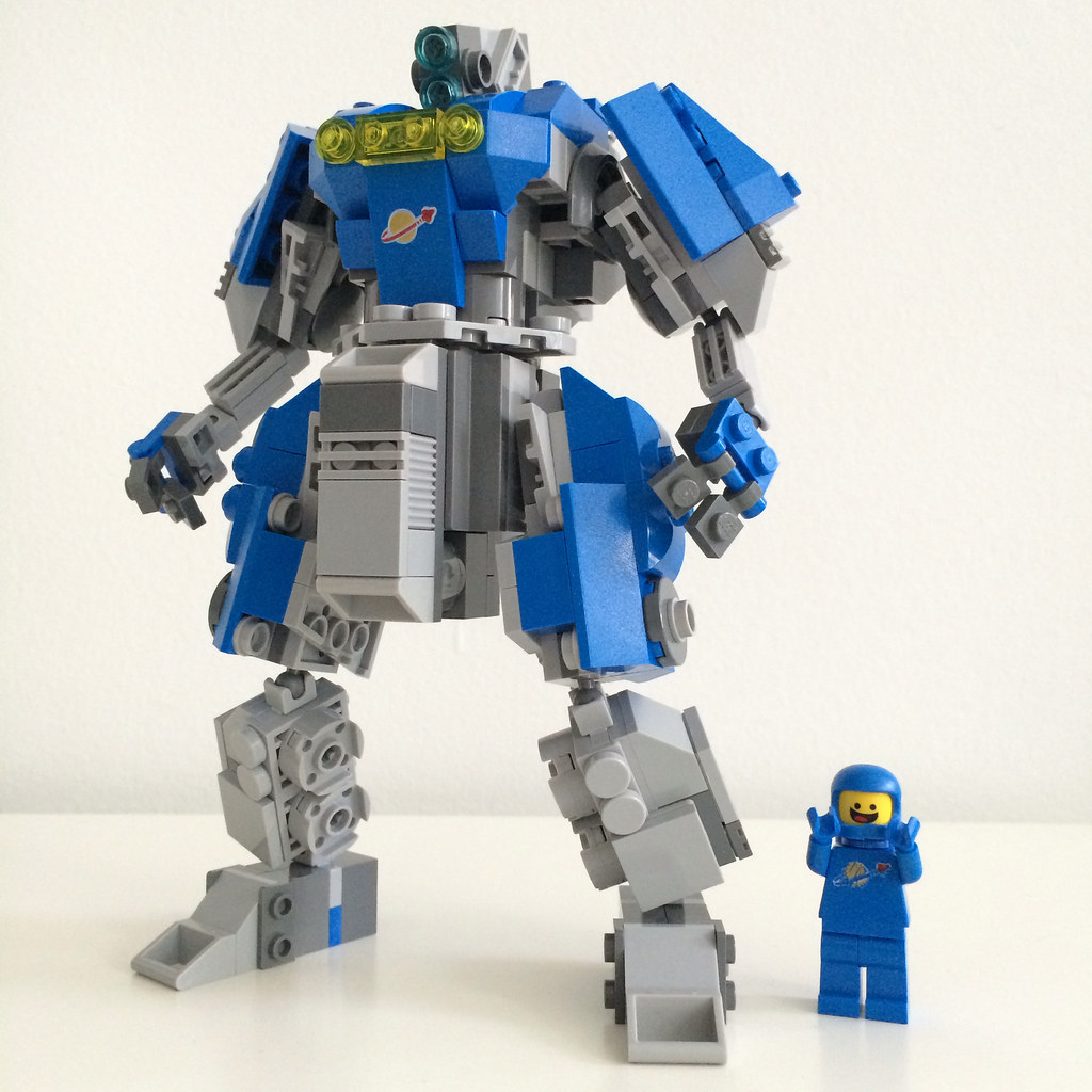 Neo Classic Space mech
