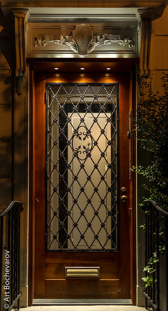 An elegant door upper east side new york city flickr for Door upper design