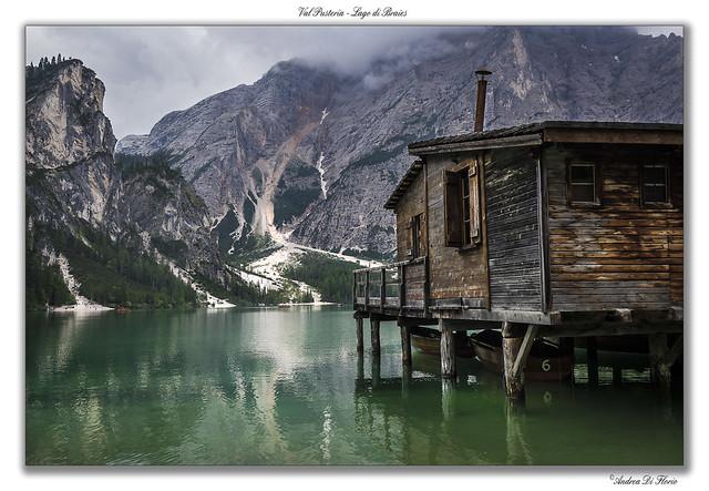 Val Pusteria - Lago di Braies