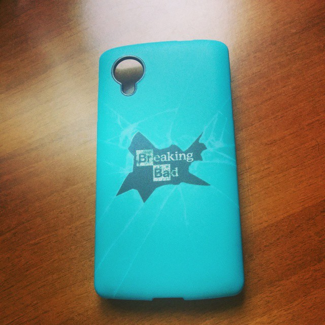 Best case EVER. #breakingbad #meth #crystalmeth #bluemeth #bad #bryancranston #nexus5 #bestoftheday #followme #followforfollow #followmealways #likeforlike #like #igers #love