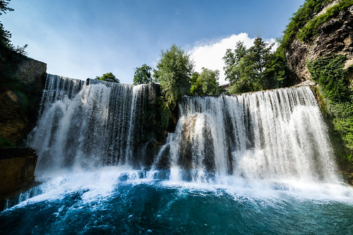 blue nature water project landscape landscapes waterfall nikon europe angle heart bosnia 14 wide wideangle waterfalls herzegovina 365 ultra catchy hercegovina waterscape bih jajce bosna d610 ultrawideangle 14mm bosniaandherzegovina 14mm28 samyang bosnieherzégovine