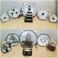 #For#Sale#Used#Parts#Mercedes#Benz#OEM#W140#SClass#alyehliparts#alyehli#UAE#AbuDhabi#AlFalah#City  For Sale Mercedes Benz OEM W140 S Class Used Parts - W140 ///AMG Speedometer Cluster  -  White Gauges - (50499) KM on the clock  Part # : 1405400648 - 140 5