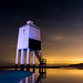 Burnham on sea lighthouse by d.trowsdale