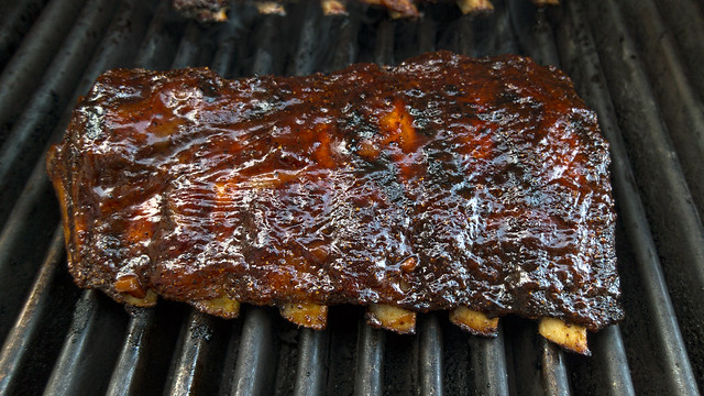 Smoked Baby Back Ribs