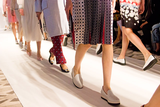 Mother Of Pearl SS15 at London Fashion Week