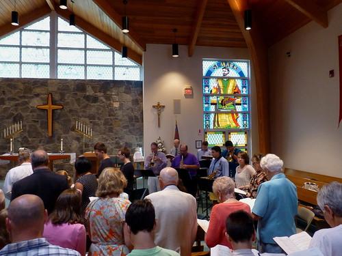 2014 Pastor Boyd Farewell
