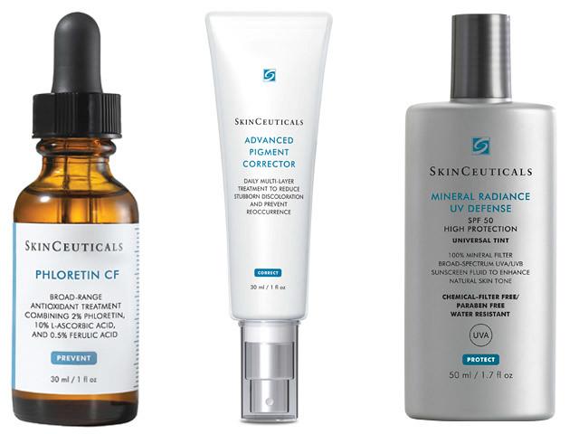 Skinceuticals, hiperpigmentacion