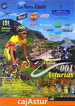 Vuelta Ciclista Asturias 2001