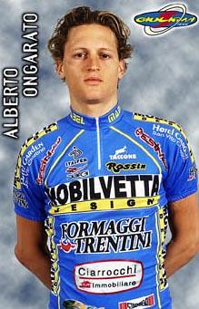 ONGARATO Alberto 2001