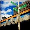 #harlem #harlemrenaissance #125street #mlk #martinlutherkingjrblvd #heyitsalshawn #nyc #mobilography #nerosismuse #streetsigns #latergram #instagram #iger
