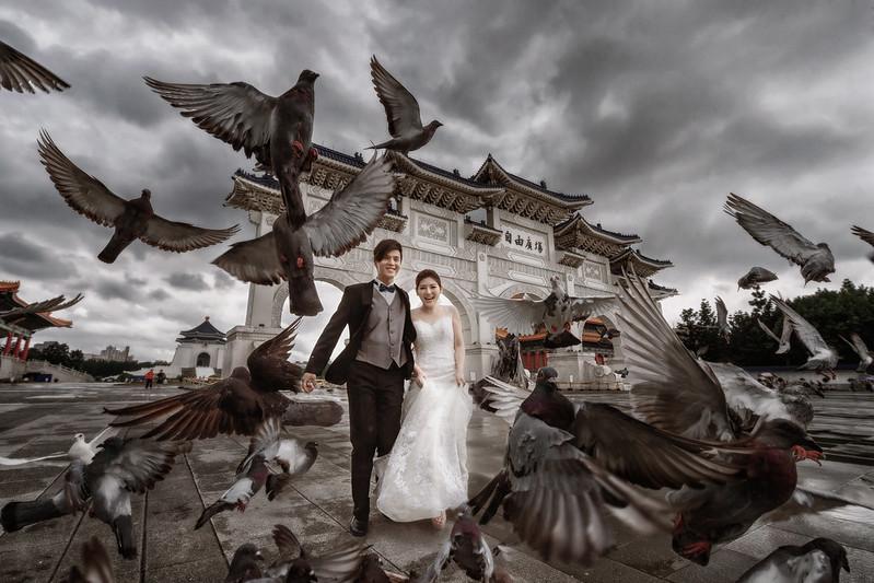 自助婚紗, 自主婚紗, 婚攝, 婚攝東法, Fine Art, 海外婚紗, 中正紀念堂, Pre-Wedding
